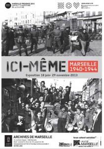 Station 29 des Parcours Ici-Même. Sie erinnert an das Attentat von französischen Angehörigen der Résistance auf ein deutsches Soldatenkino am 5. Juni 1943. Die französischen Partisanen wurden verhaftet und hingerichtet.