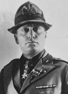 Mussolini-ggbain