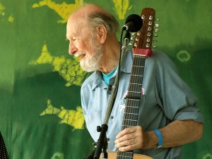 Pete Seeger 2007 (Foto: Anthony Pepitone)