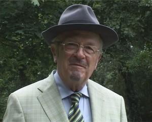 Heinz Düx im Dokumentarfilm »Der Einzelkämpfer – Richter Heinz Düx« von Wilhelm Rösing 2011.