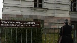 Genozid-Museum (Vilnius) mit Ehrung von Antikommunisten