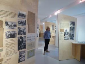 Blick in die Ausstellung. Foto: P.C. Walther