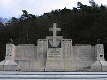 Monument der 106 Maquis des Manises.