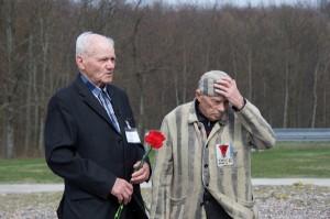 ehemalige Häftlinge aus der Ukraine