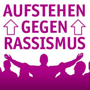 Kampagnenseite www.aufstehen-gegen-rassismus.de