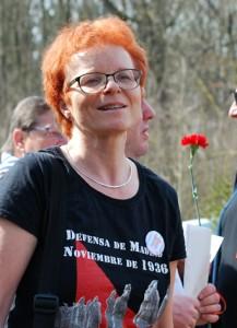 Dr. Kerstin Hommel ist seit 2014 Vorsitzende des KFSR