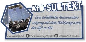 Bündnis Neubrandenburg Nazifrei nbnazifrei.blogsport.eu nbnazifrei@systemausfall.org https://www.facebook.com/nbfueralle