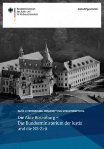 Die Studie »Die Akte Rosenburg« ist auf den Seiten des Ministeriums einzusehen (www.bmjv.de)