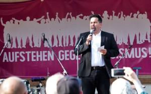 Aiman A. Mazyek ist Vorsitzender des Zentralrats der Muslime un Deutschland