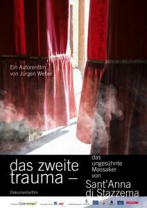 Der Dokumentarfilm ist auf DVD erhältlich: didactmedia.eu/das-zweite-trauma  Der Regisseur kommt gerne zu einer Aufführung, um die Erstehungsgeschichte des Films zu erläutern.