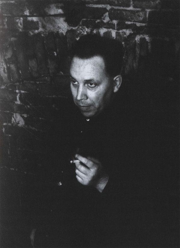 Johannes Bobrowski  Foto: Roger Melis