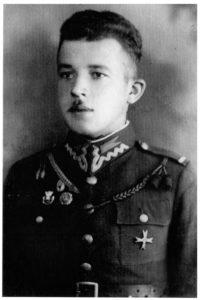 Foto: Franciszek Banas in der Uniform der Ulanen (Lanzenreiter) der polnischen Kavallerie, undatiert. (Augustyn Zon)