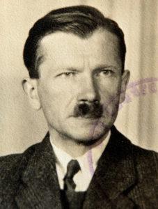 Foto: Teilnachlass Ewald Naujoks in der Wilhelm- Leuschner-Stiftung, Bayreuth (Repro: Leo Rauh)