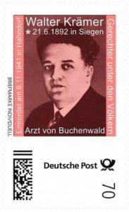 Bezugsquelle für die Briefmarken per E-Mail an vvn-bda@gh-siegen.de