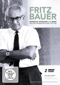 Fritz Bauer Institut (Hrsg.) Redaktion: Bettina Schulte Strathaus. Fritz Bauer. Gespräche, Interviews und Reden aus den Fernseharchiven 1961-1968. Absolut MEDIEN, Berlin 2014, 2 DVDs, 298 Min., s/w, € 19,90 www.absolutmedien.de