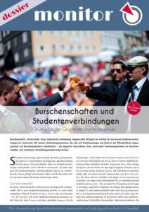 Dossier Burschenschaften und Studentenverbindungen