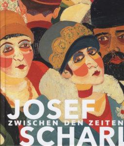 """Katalog-Titel zur Josef-Scharl-Ausstellung (Ausschnitt aus dem Gemälde """"Pariser Straßenszene"""", 1930). Wienand Verlag Köln, 120 S., 29,80 Euro"""