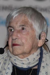 Ester Bejarano (Foto: Sven Teschke)
