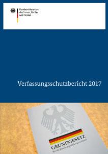 Verfassungschutzbericht 2017 (erschienen Juli 2017). Zum download: www.verfassungsschutz.de/download/vsbericht-2017.pdf