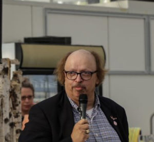 Jürgen Gideon Richter ist Vorsitzender des Landesausschusses der Jüdischen Gemeinden in Hessen