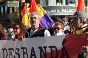 Foto: Start Desbandá in Málaga. Foto: Jürgen Weber