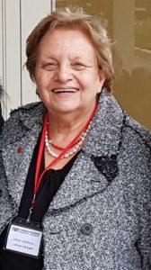 Carla Nespolo ist Präsidentin unserer italienischen Partnerorganisation ANPI (Associazione Nazionale Partigiani d′Italia), die 1944 in Rom von antifaschistischen Widerstandskämpfern gegründet wurde