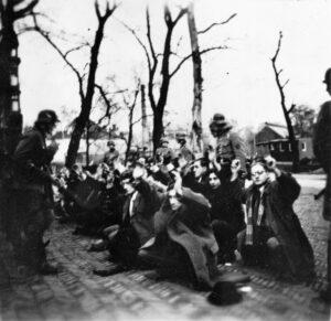 Razzia am 22. Februar 1941 in Amsterdam