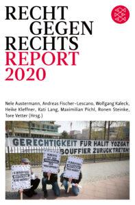 »Recht gegen rechts. Report 2020«, Fischer-Verlag, 400 Seiten, 14 Euro