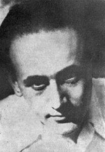Paul Celan im Jahr 1945