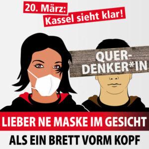 Weitere rechte Großdemos gegen die Corona-Maßnahmen: 21. April, Berlin: Rund 10.000Personen demonstrierten am Rande der Bundestagsdebatte zur Änderung des Infektionsschutzgesetzes 3. April, Stuttgart: Mehr als 15.000Menschen versammelten sich auf dem Cannstatter Wasen